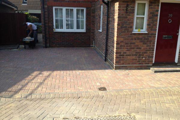 Block Paving Driveway 2