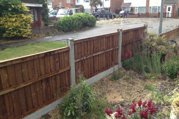 Fencing and Garden Design